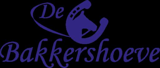 De Bakkershoeve - Paardentram en haflingerstal logo